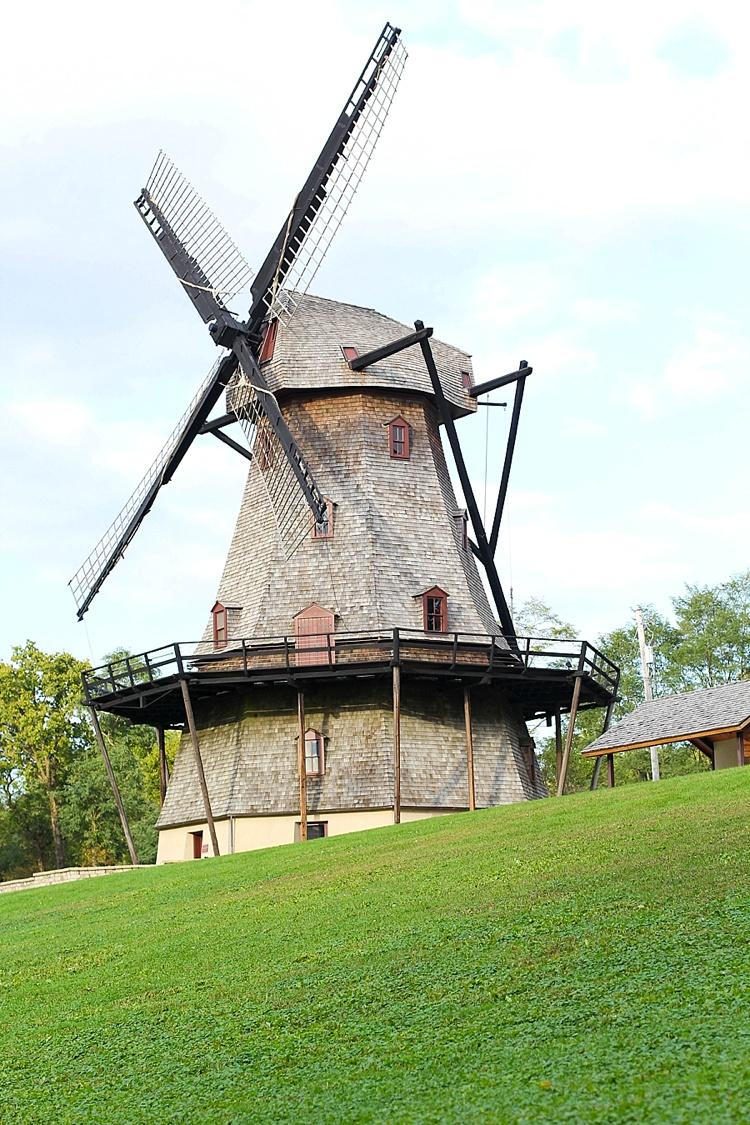 geneva illinois windmill