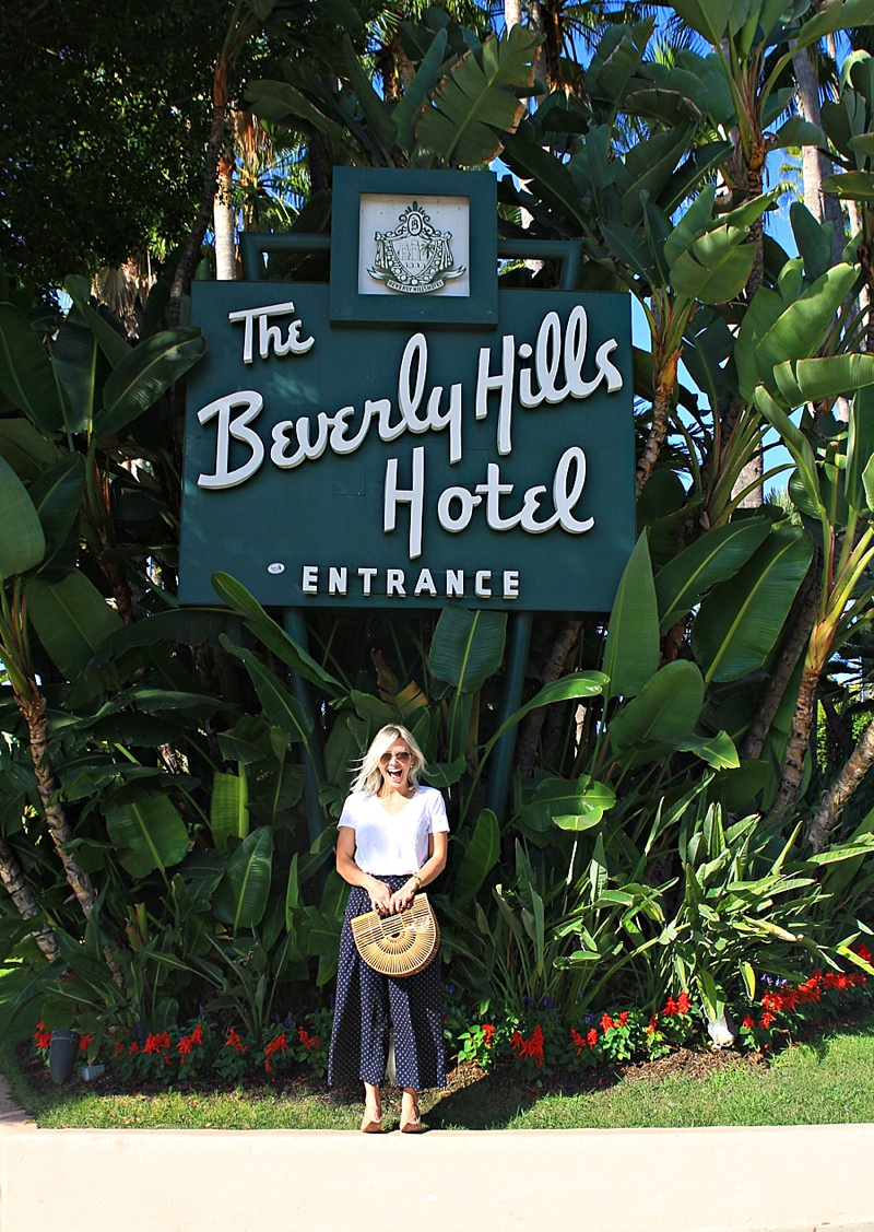 beverly hills bachelorette party itinerary