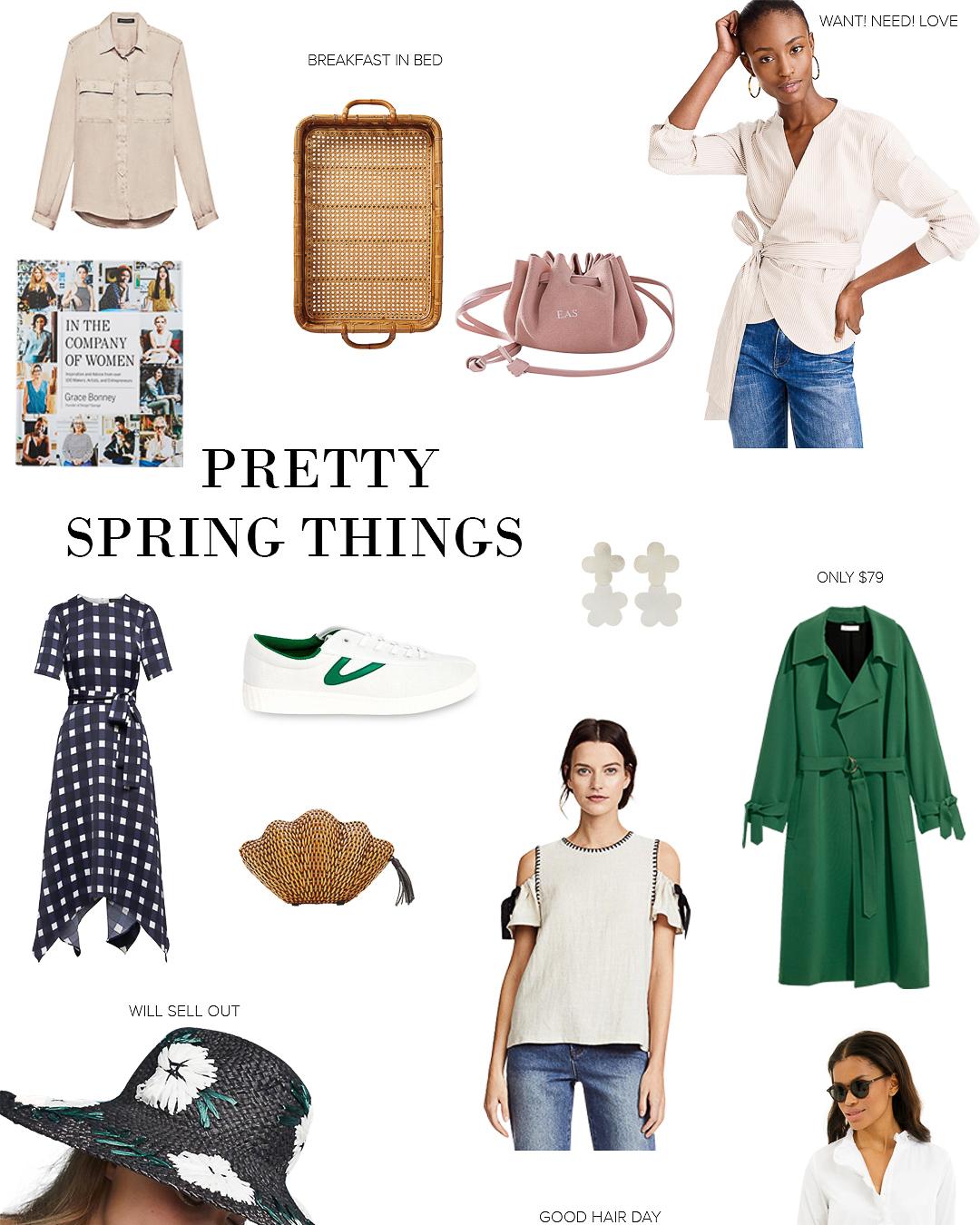 spring trends 2018